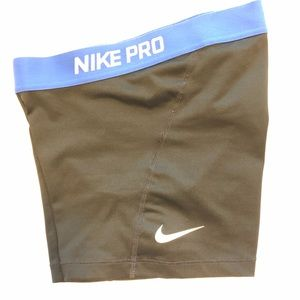 "Nike Pro Dri fit 3"" Shorts. Small"